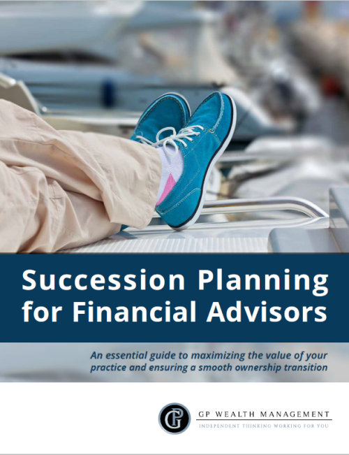 Ebook - Succession Planning for Financial Advisors